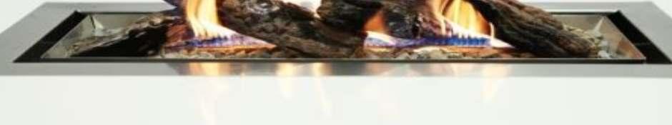 Aluminium vuurtafels