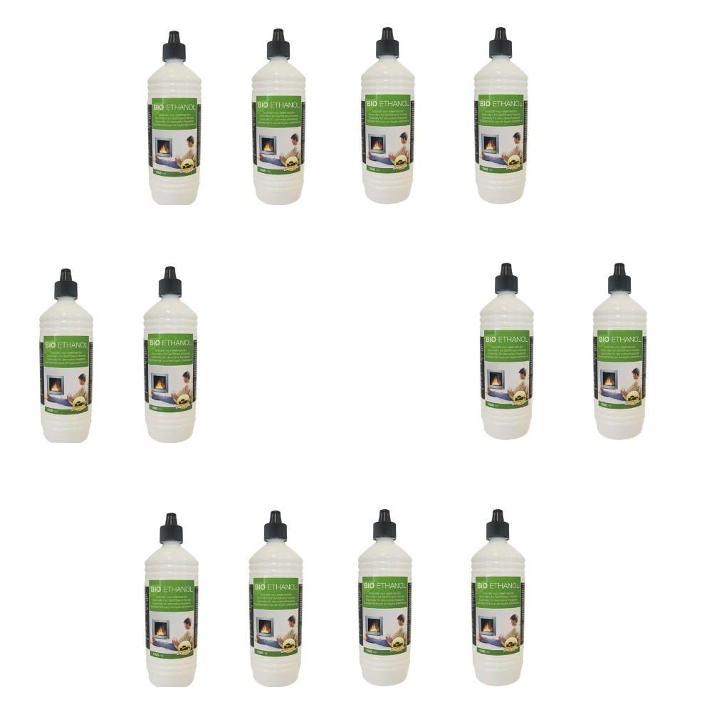 Bio ethanol (12 flessen)