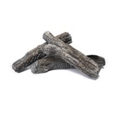 Cosi houtblokset van 4 stuks tbv inbouwbrander