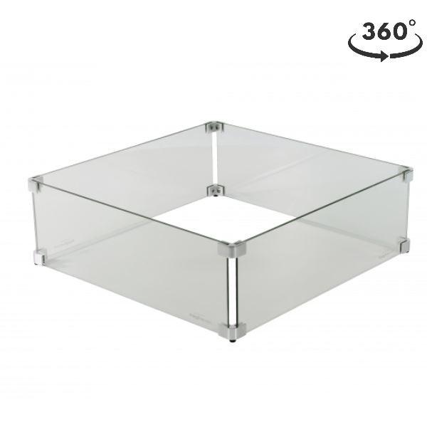Enjoyfires Glas ombouw 50x50x17 cm