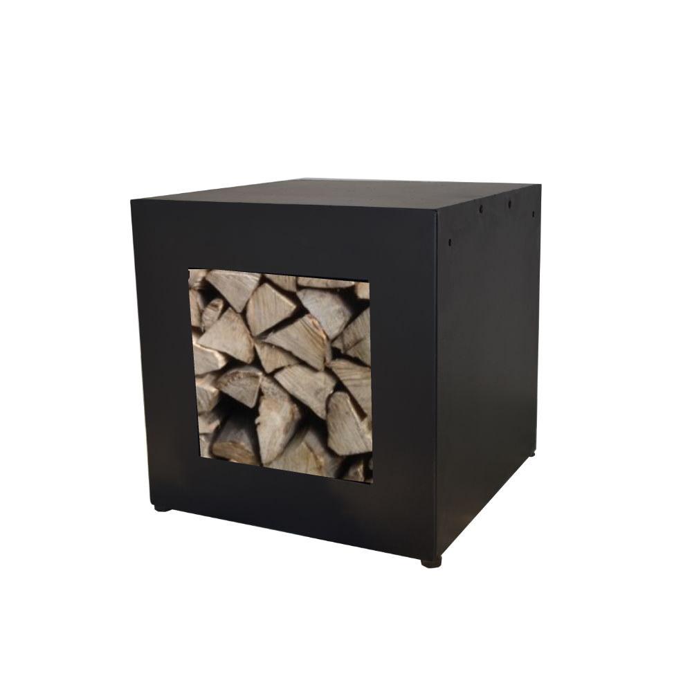 Enjoyfires houtopslag low 50x50x50 cm