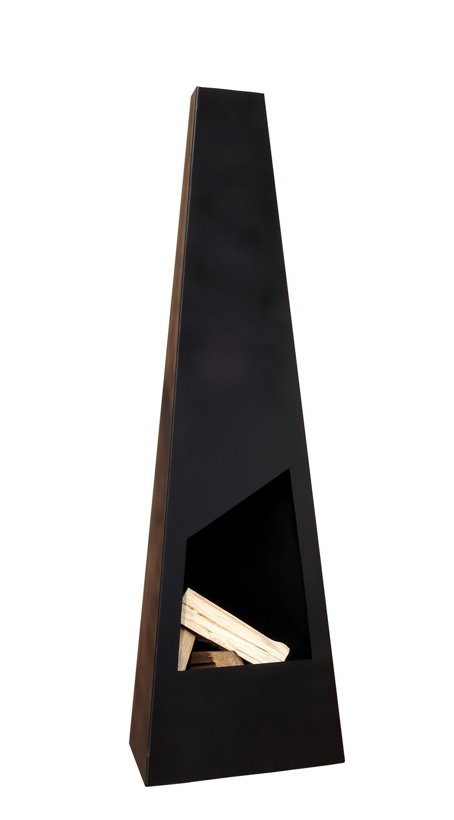 Nevados tuinhaard XL 50 x 43 x 150 cm. zwart