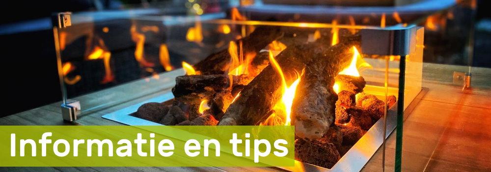 Vind hier alle informatie en tips over vuurschalen, tuinhaarden en inbouwbranders