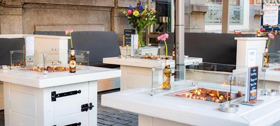 Restaurant of hotel? Bestel je vuurtafel of inbouwbrander voor je horeca gelegenheid op designtuinhaarden.nl